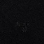 Мужской свитер Barbour Essential Lambswool Crew Neck Black фото- 2