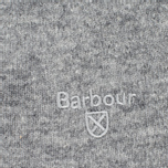 Мужской свитер Barbour Essential Lambswool V-Neck Grey Marl фото- 3