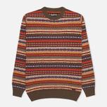 Мужской свитер Barbour Martingale Crew Stone фото- 0
