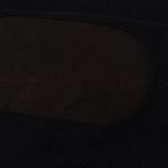 Мужской свитер Barbour Patch Half Zip Navy фото- 4