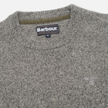 Мужской свитер Barbour Tisbury Crew Grey фото- 1