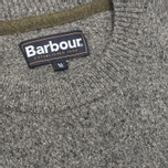 Мужской свитер Barbour Tisbury Crew Grey фото- 2