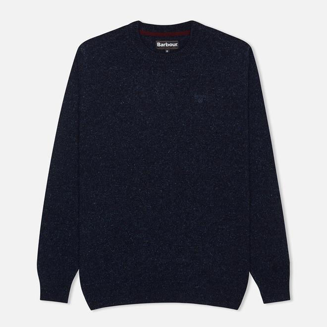 Мужской свитер Barbour Tisbury Crew Navy
