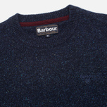 Мужской свитер Barbour Tisbury Crew Navy фото- 1