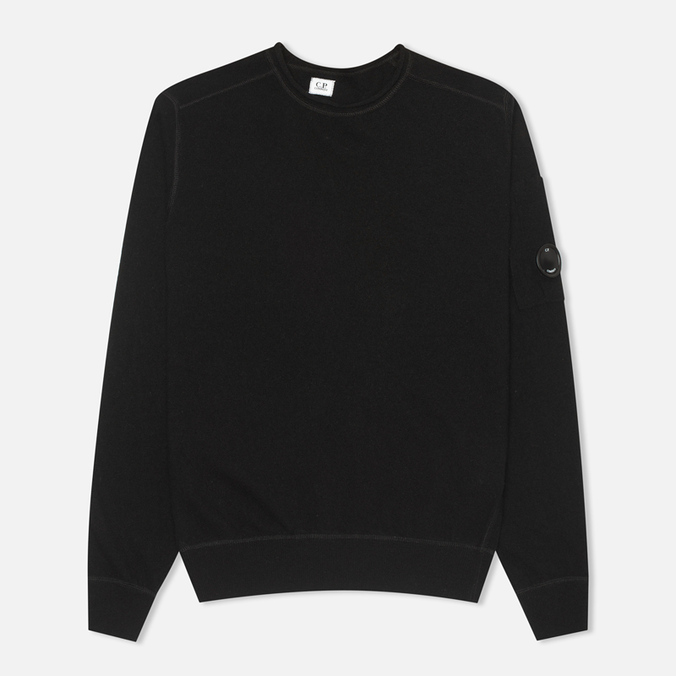 С.P. Company Supergee Men's Sweater Black