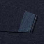 Мужской свитер Fred Perry Budding Yarn Tipped Vintage Navy Marl фото- 3