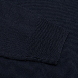 Fred Perry Classic Crew Neck Men's Sweater Dark Carbon photo- 3