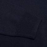 Мужской свитер Fred Perry Classic Crew Neck Dark Carbon фото- 3