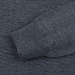 Мужской свитер Fred Perry Classic V Neck Graphite Marl фото- 3