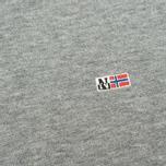 Мужской свитер Napapijri Hafen Grey Melange фото- 2