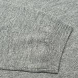 Мужской свитер Napapijri Hafen Grey Melange фото- 3