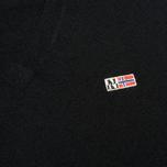 Мужской свитер Napapijri Hisar Black фото- 2