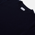 Мужской свитер Norse Projects Sigfred Lambswool Dark Navy фото- 0