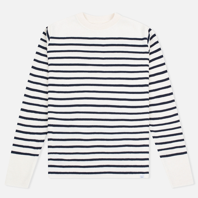 Мужской свитер Norse Projects Verner Ecru Stripe