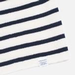 Norse Projects Verner Pure New Wool Men's Sweater Ecru Stripe photo- 3