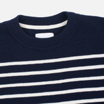 Мужской свитер Norse Projects Verner Navy Stripe фото- 1