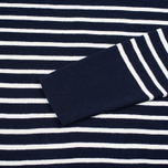 Мужской свитер Norse Projects Verner Navy Stripe фото- 2