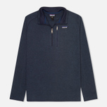 Мужской свитер Patagonia Better 1/4-Zip Fleece Classic Navy фото- 0