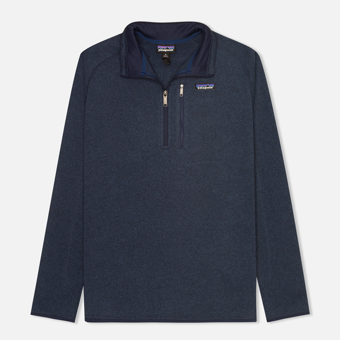 Мужской свитер Patagonia Better 1/4-Zip Fleece Classic Navy