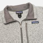 Мужской свитер Patagonia Better 1/4-Zip Fleece Stonewash фото- 1