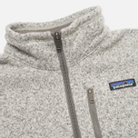 Мужской свитер Patagonia Better 1/4-Zip Fleece Stonewash фото- 2