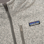 Мужской свитер Patagonia Better 1/4-Zip Fleece Stonewash фото- 3