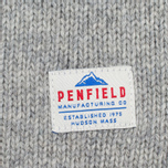Penfield Hickman Snowflake Men's Sweater Grey photo- 2