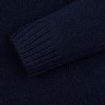 Мужской свитер Penfield Hickman Snowflake Navy фото- 2