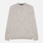Pringle of Scotland Reverse Men's Sweater Grey photo- 0