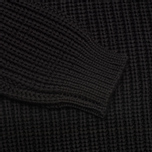 Stone Island Shadow Project Crewneck Nyco Men's Sweater Black photo- 3