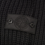 Мужской свитер Stone Island Shadow Project Crewneck Nyco Black фото- 2