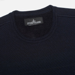 Мужской свитер Stone Island Shadow Project Knitwear Double Face Navy Blue фото- 1