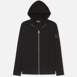 Мужской свитер Stone Island Shadow Project Knitwear Gilet Black фото- 0
