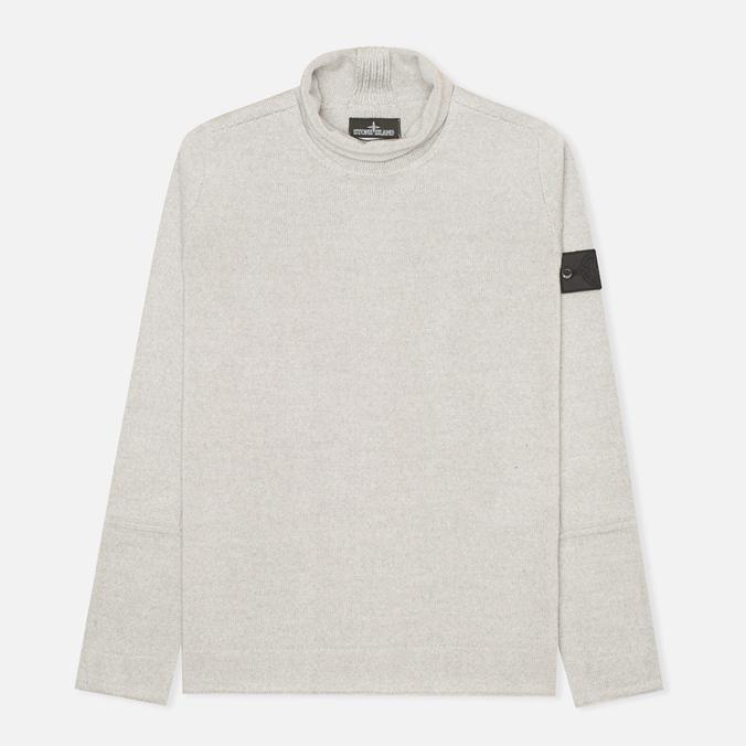 Мужской свитер Stone Island Shadow Project Knitwear Grey