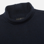 Мужской свитер Stone Island Shadow Project Knitwear Navy Blue фото- 1