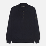 Мужской свитер Stone Island Shadow Project Knitwear Pull Navy Blue фото- 0