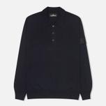 Мужской свитер Stone Island Shadow Project Knitwear Pull Navy Blue фото- 0