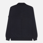 Мужской свитер Stone Island Shadow Project Knitwear Pull Navy Blue фото- 4