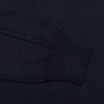 Мужской свитер Stone Island Shadow Project Knitwear Pull Navy Blue фото- 3