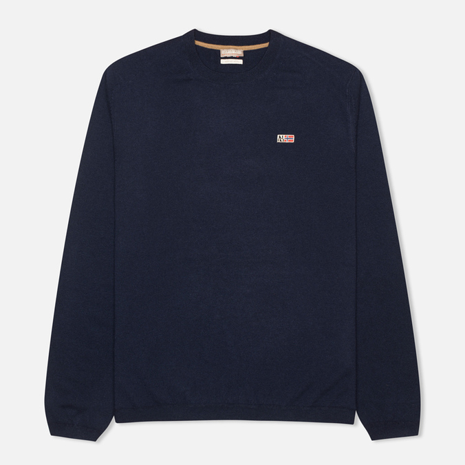 Napapijri Hafen Men's Sweater Blue Marine