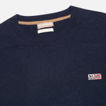 Napapijri Hafen Men's Sweater Blue Marine photo- 1