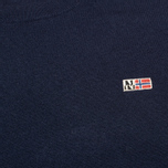Napapijri Hafen Men's Sweater Blue Marine photo- 2