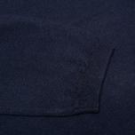 Мужской свитер Napapijri Hafen Blue Marine фото- 3