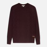 Barbour Beckwith Women's Sweater Bordeaux photo- 0