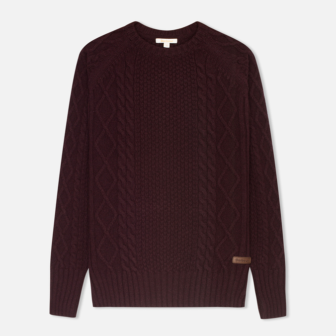 Barbour Beckwith Women's Sweater Bordeaux
