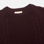 Barbour Beckwith Women's Sweater Bordeaux photo- 1