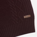 Barbour Beckwith Women's Sweater Bordeaux photo- 3
