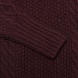 Женский свитер Barbour Beckwith Bordeaux фото- 2