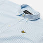 Мужская рубашка Lyle & Scott Gingham Short Sleeve Deck Blue/White фото - 1