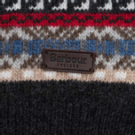Barbour Martingale Crew Men's Sweater Charcoal photo- 3